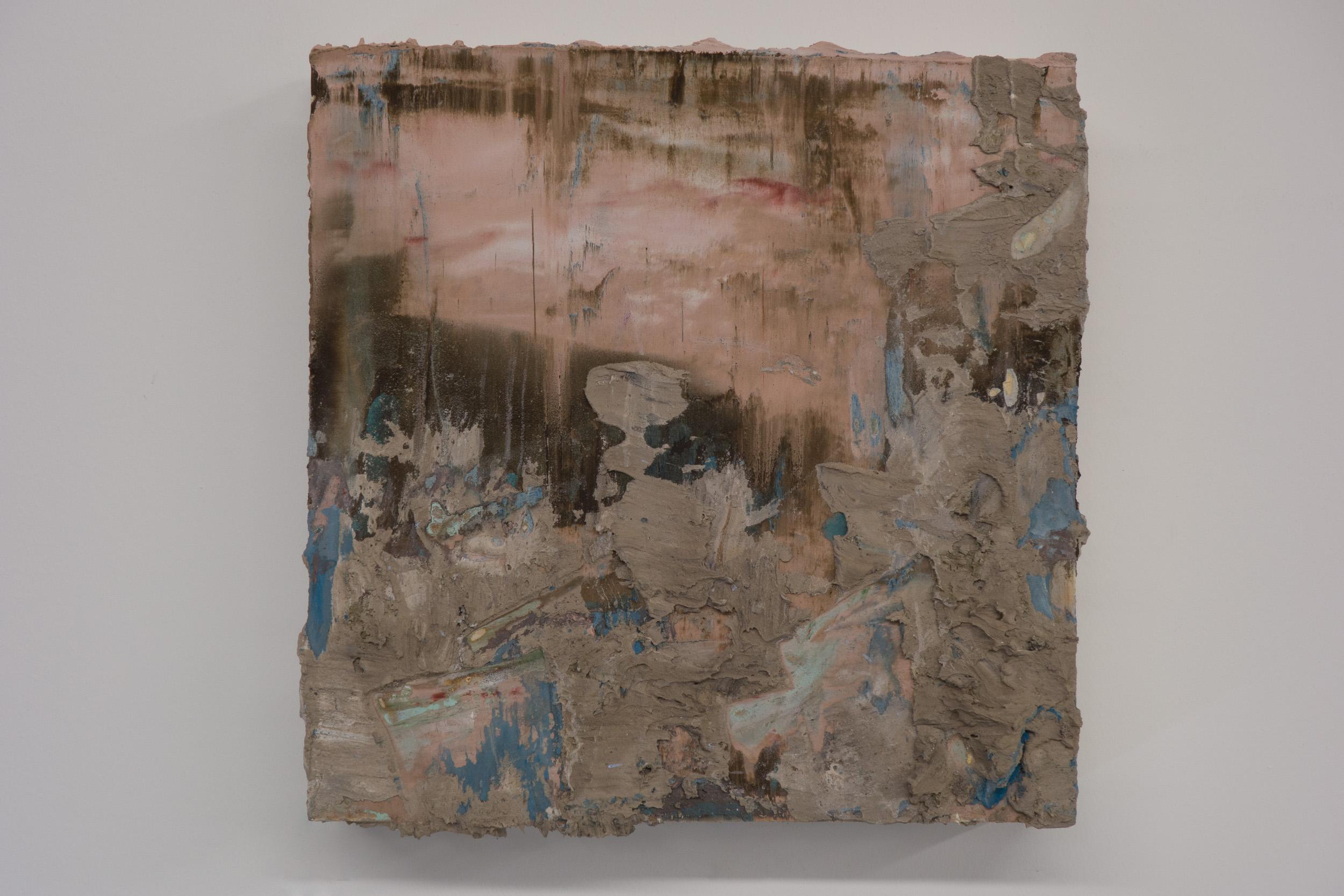 Shelley Vanderbyl - Depth - 2016 - Fresco on Panel - 8x8.jpg