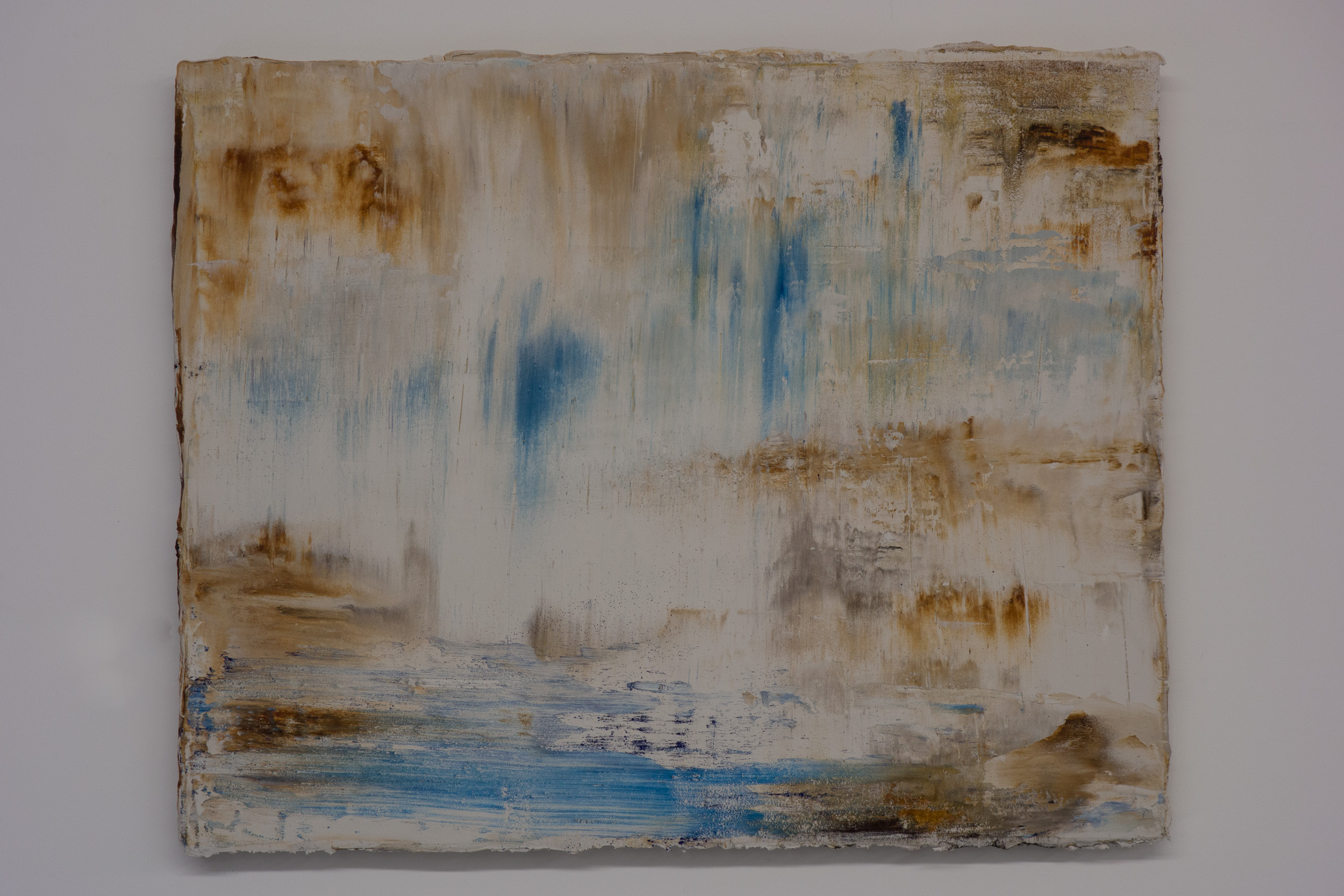 Shelley Vanderbyl - What I Can Feel Not What I Can See - 2016 - Fresco on Panel - 16x20.jpg
