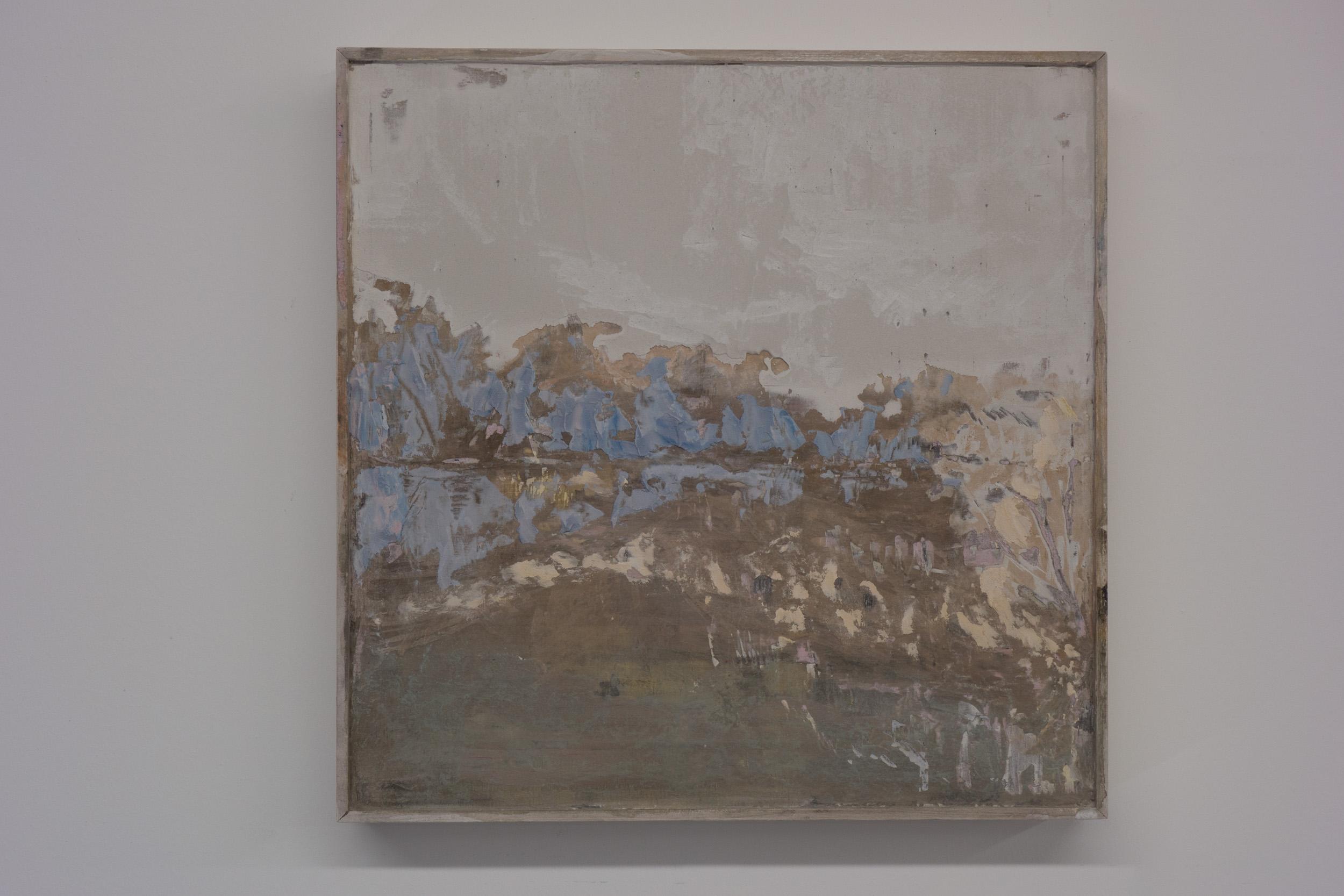 Shelley Vanderbyl - Range Road - 2016 - Fresco on Panel - 10x10.jpg