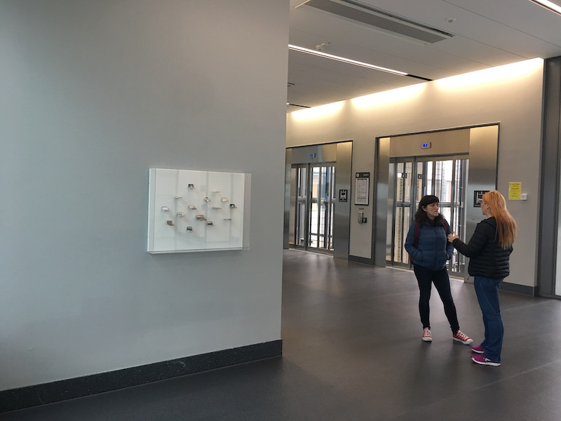 New Karolinska Hospital, Stockholm - Medicine Tin paintings part of the public art collection