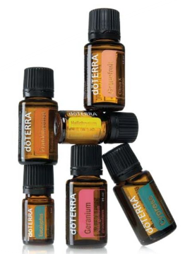 Essential Oils for Meditation and Stress Relief