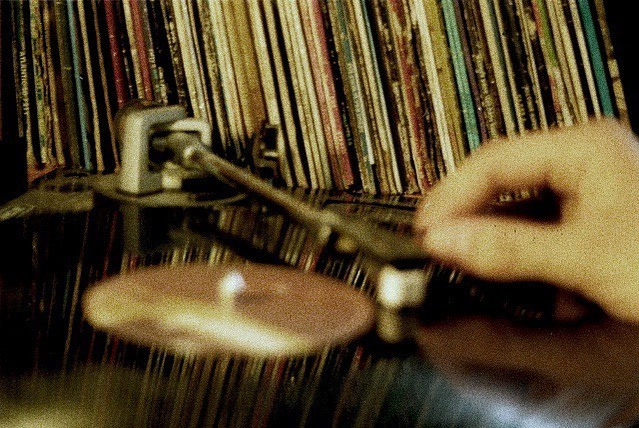 VINYL MONDAY; our favorite lil' secret.  Tonight 9pm-1am!