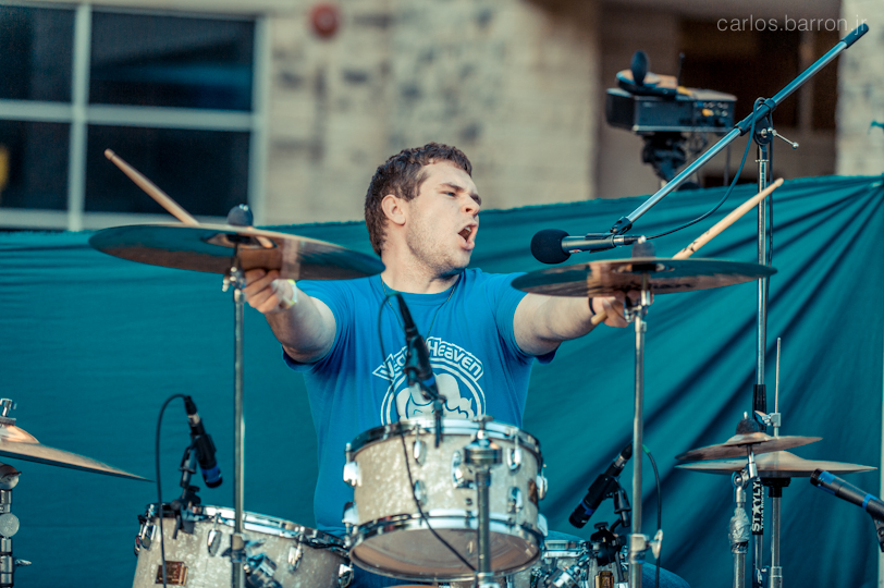 Joey of The Staylyns at Clusterfest 2012 | © Carlos Barron Jr