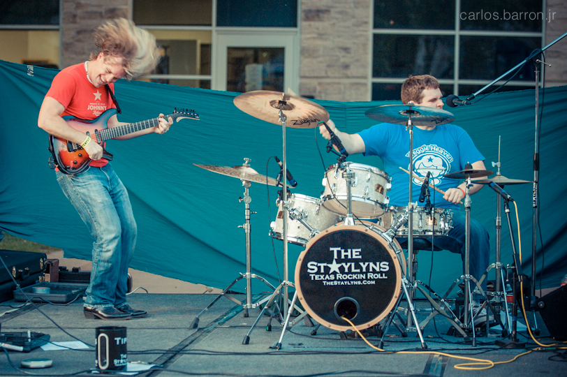 The Staylyns at Clusterfest 2012 | © Carlos Barron Jr