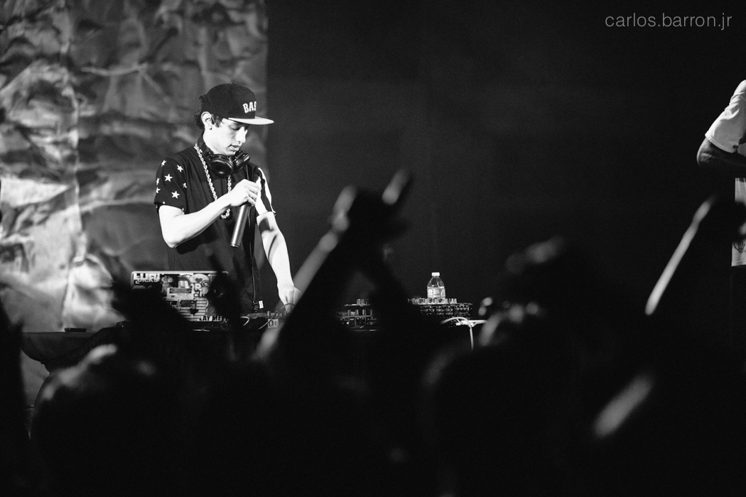 Crizzly at Clusterfest   © Carlos Barron Jr