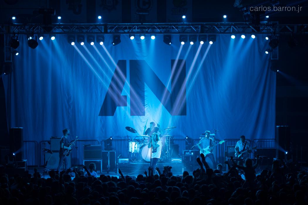 Awolnation at Clusterfest   © Carlos Barron Jr