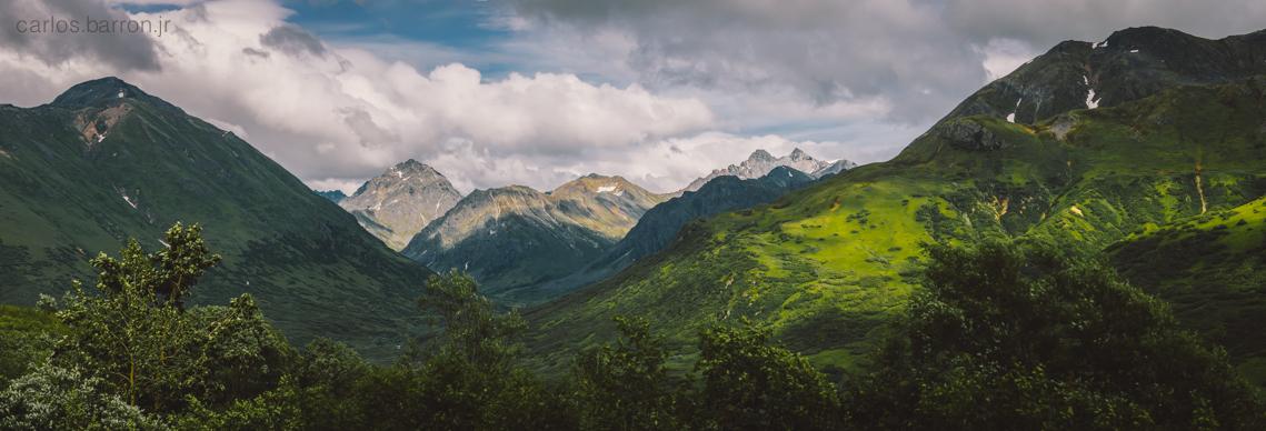 Hatchers Pass   © Carlos Barron Jr