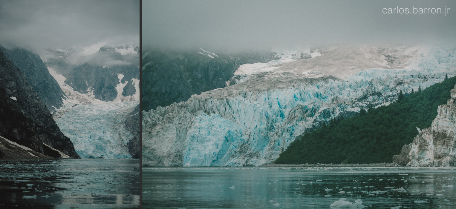 Kenai Fjords Alaska   © Carlos Barron Jr