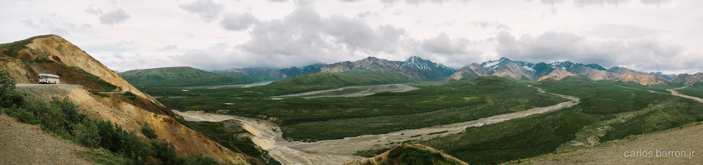 #Denali National Park, #Alaska  // © Carlos Barron Jr