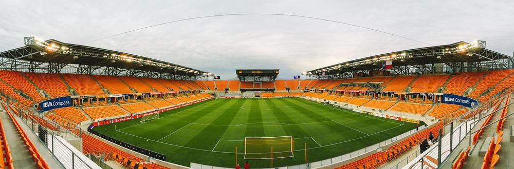 BBVA Compass Stadium - iPhone 5S