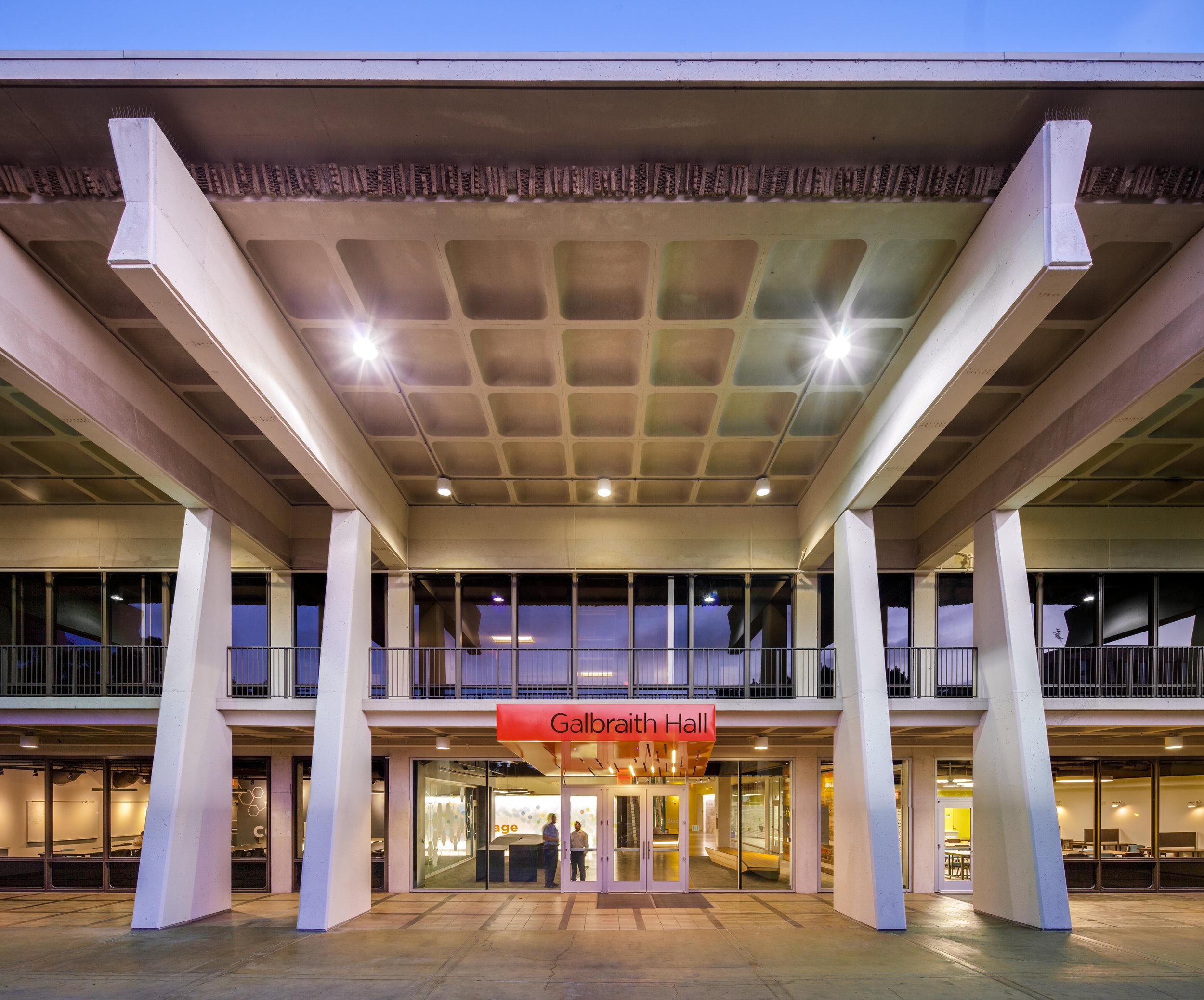 UCSD Galbraith Hall