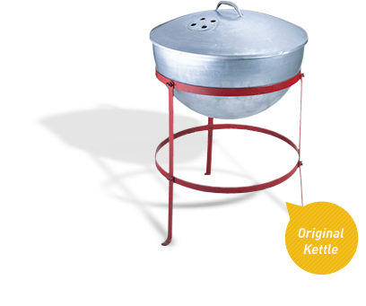 The Original 1952 Weber Grill