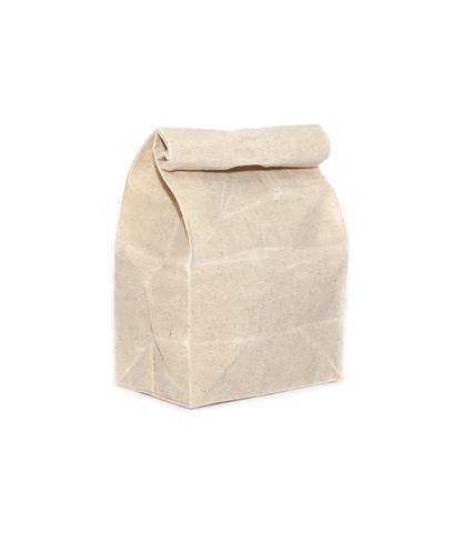 WAXED CANVAS LUNCH BAG by WAAM Indusries