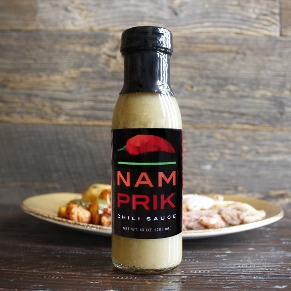 Nam Prik Chili Hot Sauce