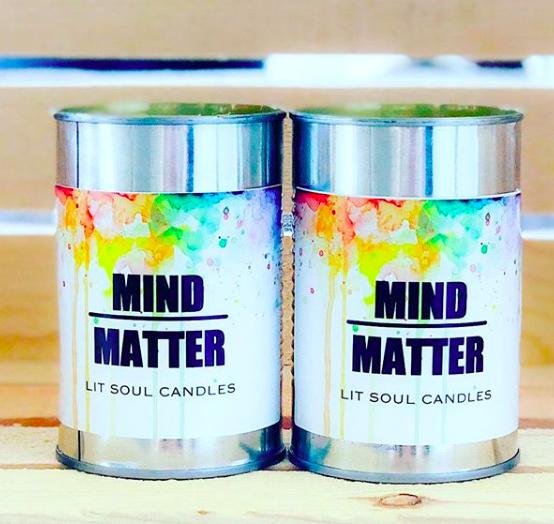 Lit Soul Candles