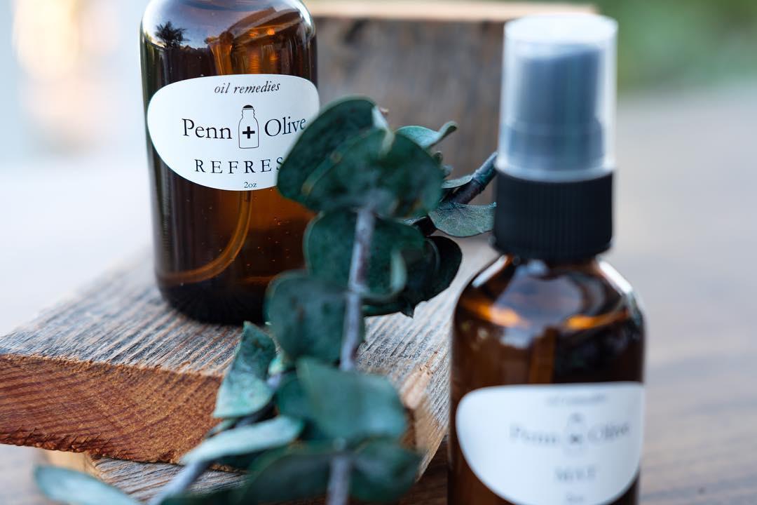 Penn +Olive