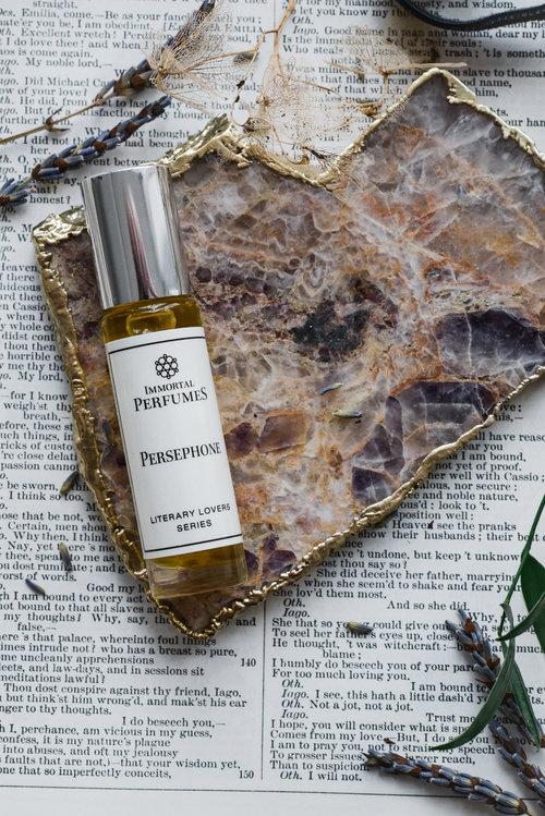 Immortal Perfumes