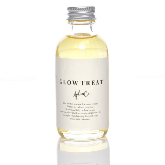 Glow Treat ($18) - Ayele & Co sells vegan, cruelty-free products that naturally nurture your skin. The brand also offers skin consultations that help you find the right Ayele products that will work with your skin type! They recently implemented their recycling program to reduce our environmental footprint.