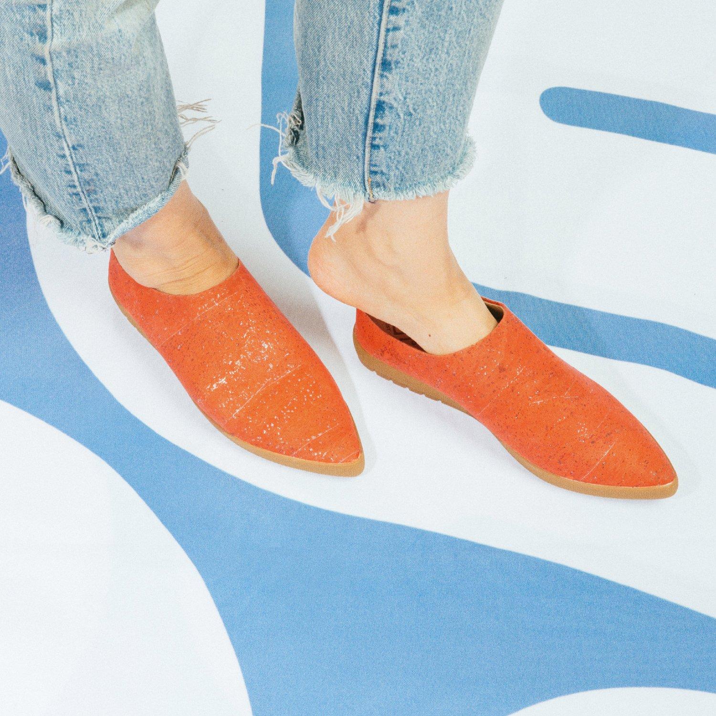 Vision Quest Shoes