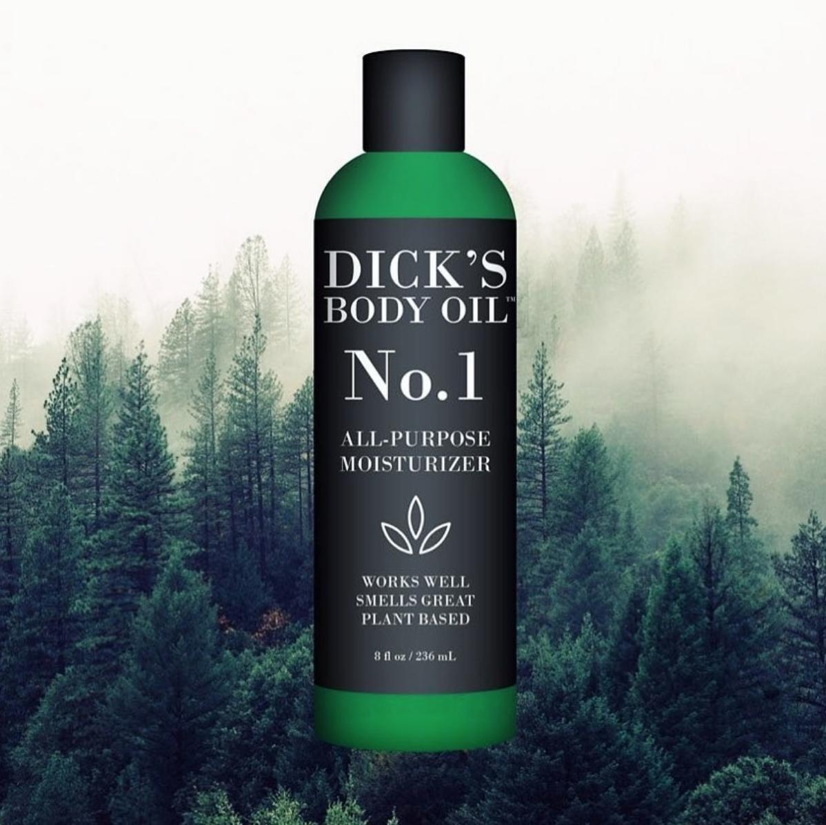 Dick's Body Oil