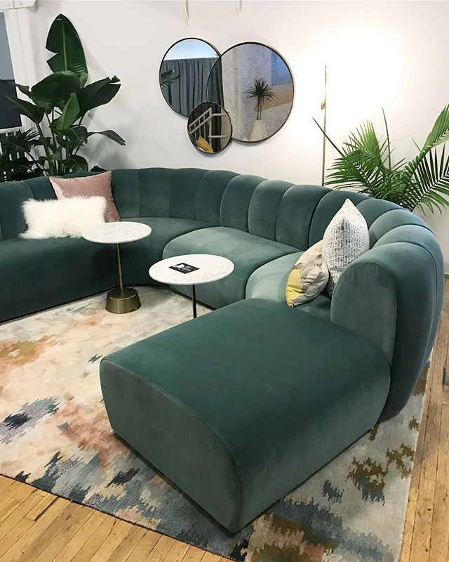 The Belle seating collection I designed for @steelcase @westelmwork made her debut during last week's #neocon. Kudos to the talented #Steelcase upholstery team that helped pull it off! #westelmWork #mywestelm #westelm #interiordesign #NeoCon2019 #design #lonnyliving