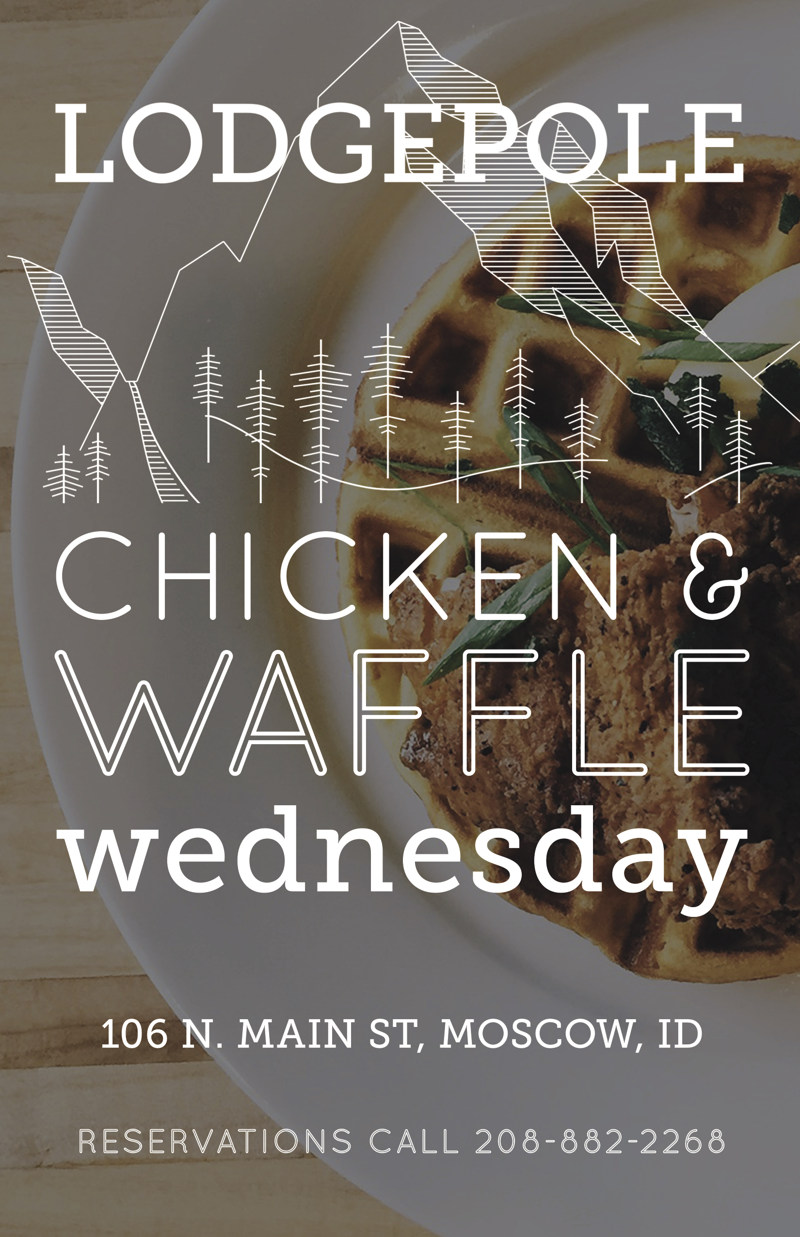 Chicken & Waffle Wednesday