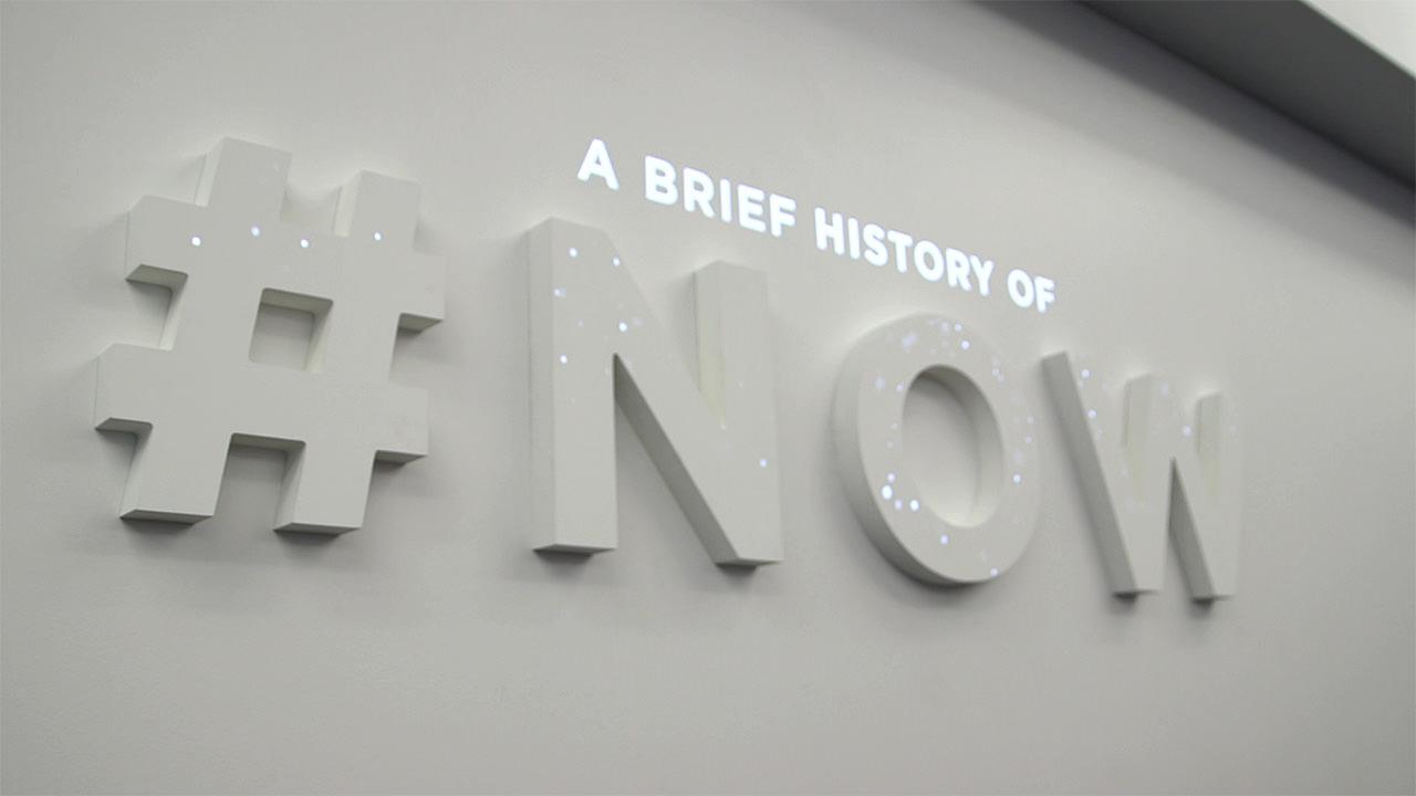 Permanent interactive installation