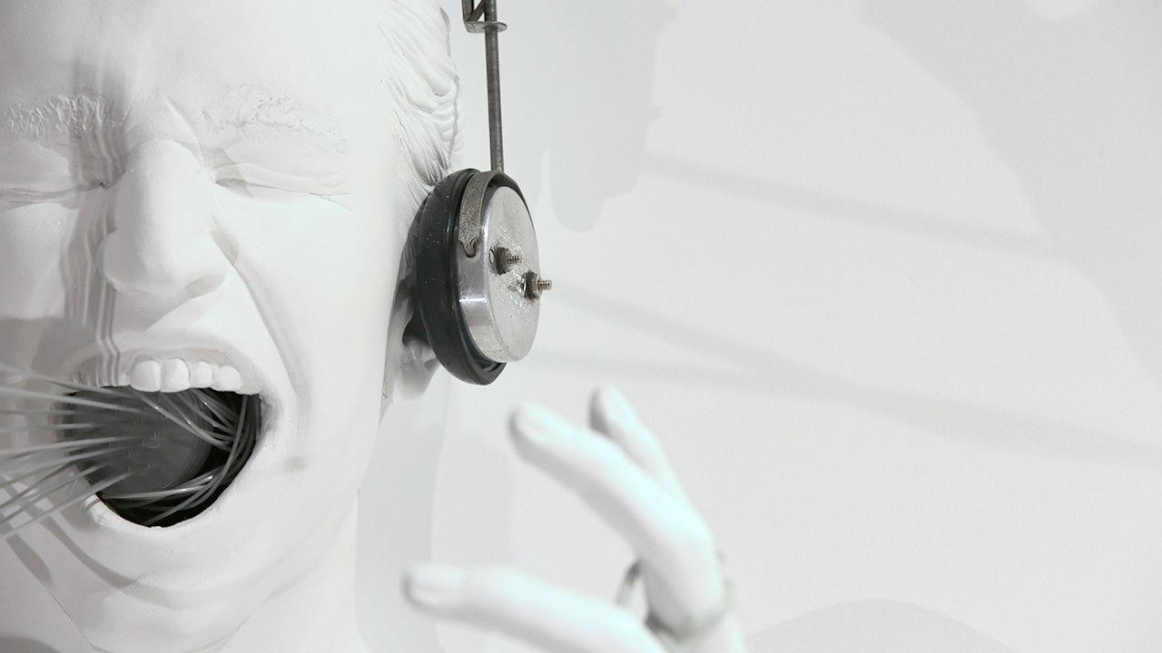 Interactive haptic sculptures