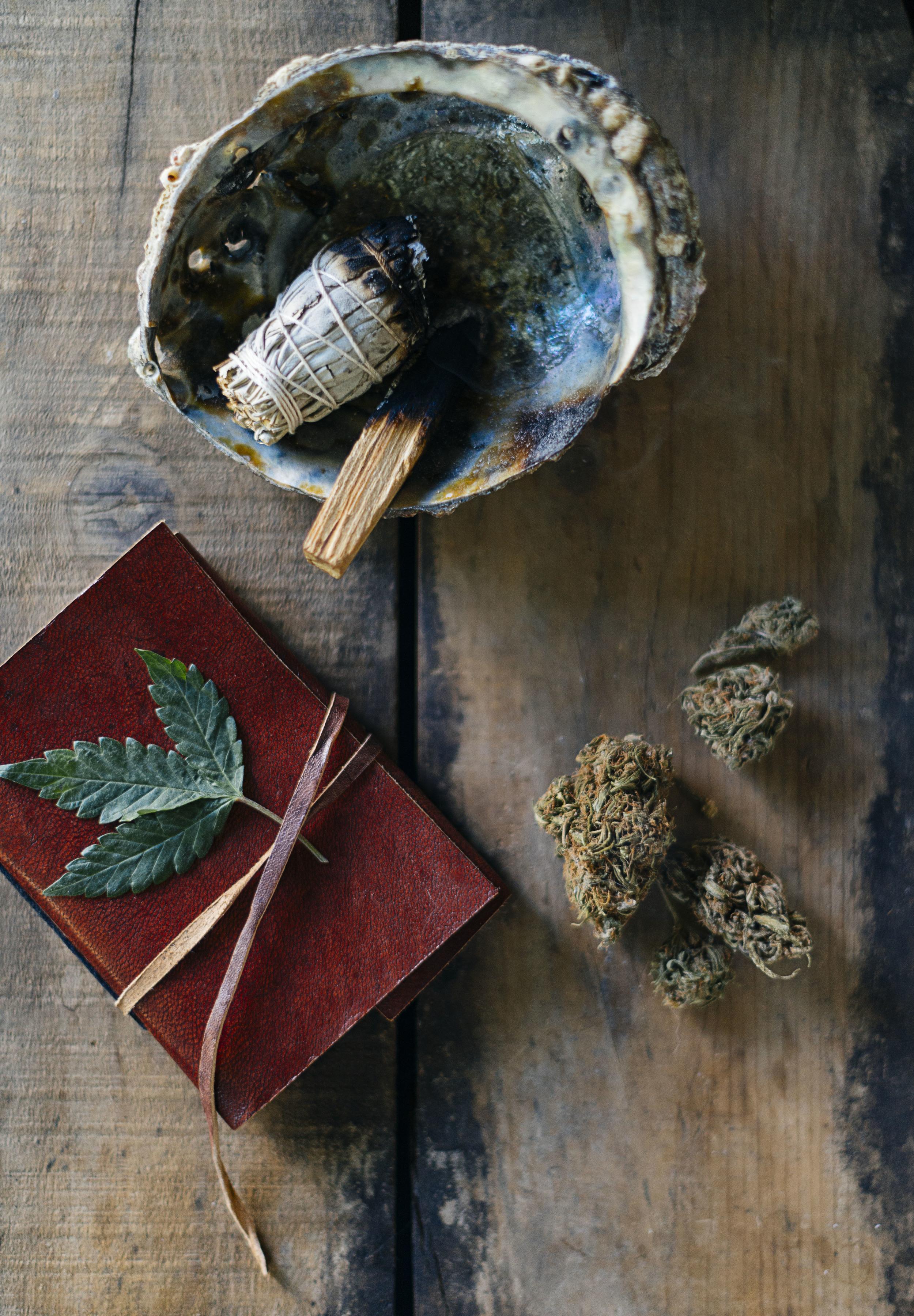 Weed Incense marijuana