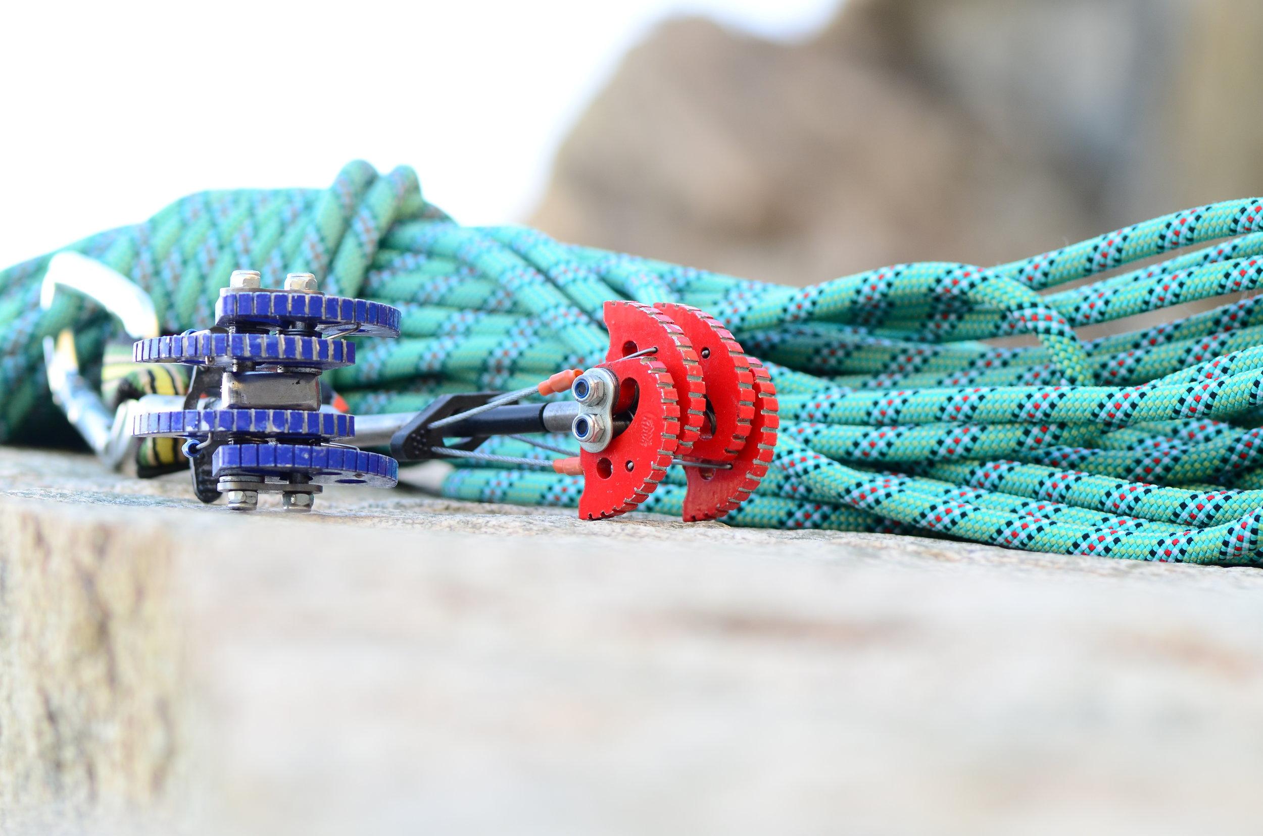 MissAdventure ropes