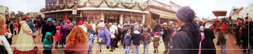 Photo: Heather James, Inspiring Mums® - Christmas In July at Sovereign Hill