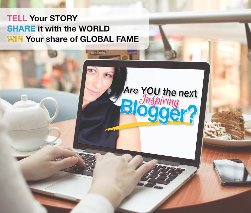 Click image to  TELL Your STORY and MAKE a DIFFERENCE to Someone ... *Opens in new window