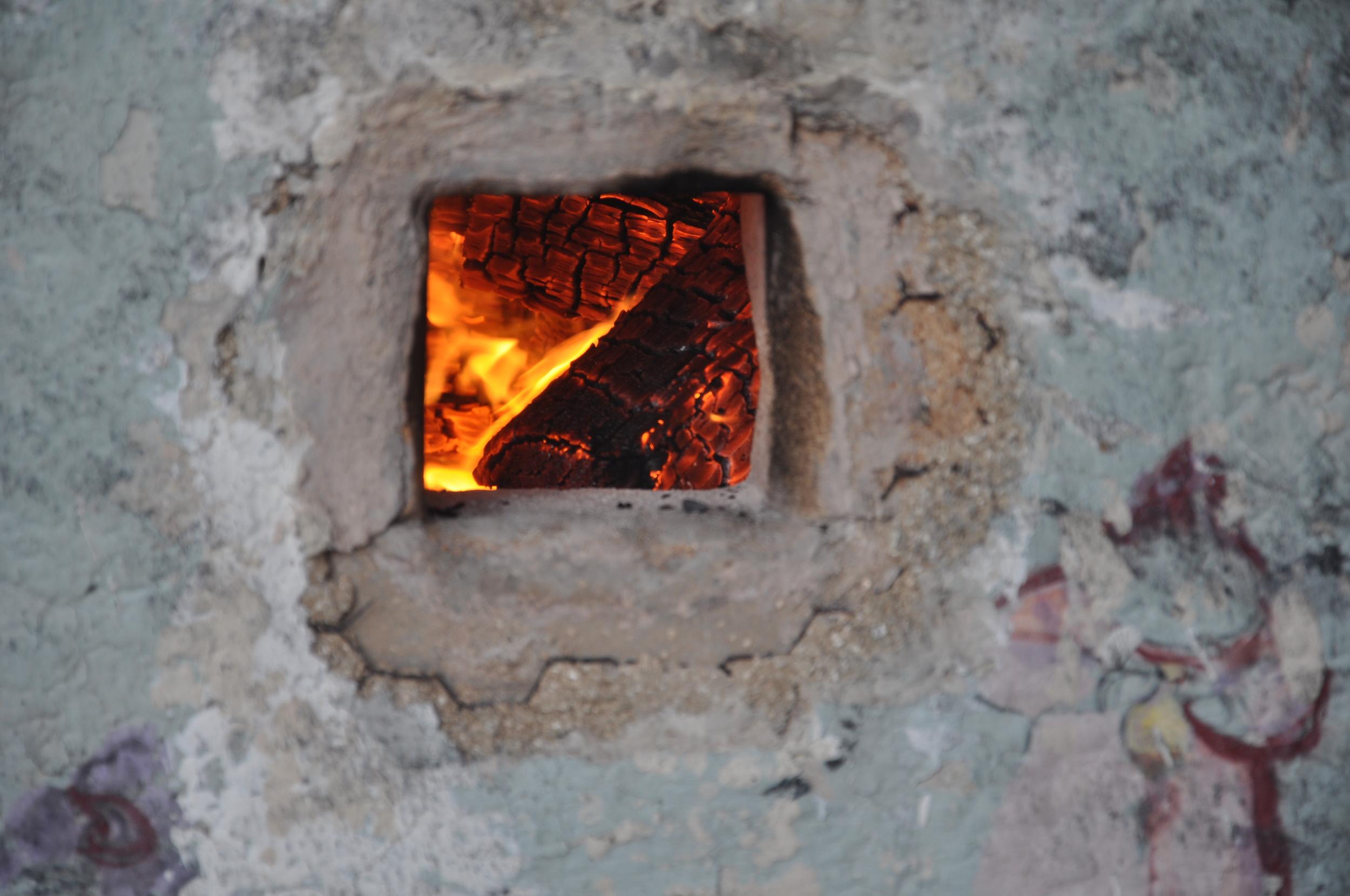 (digital print) fire, Echo Sun, 2013
