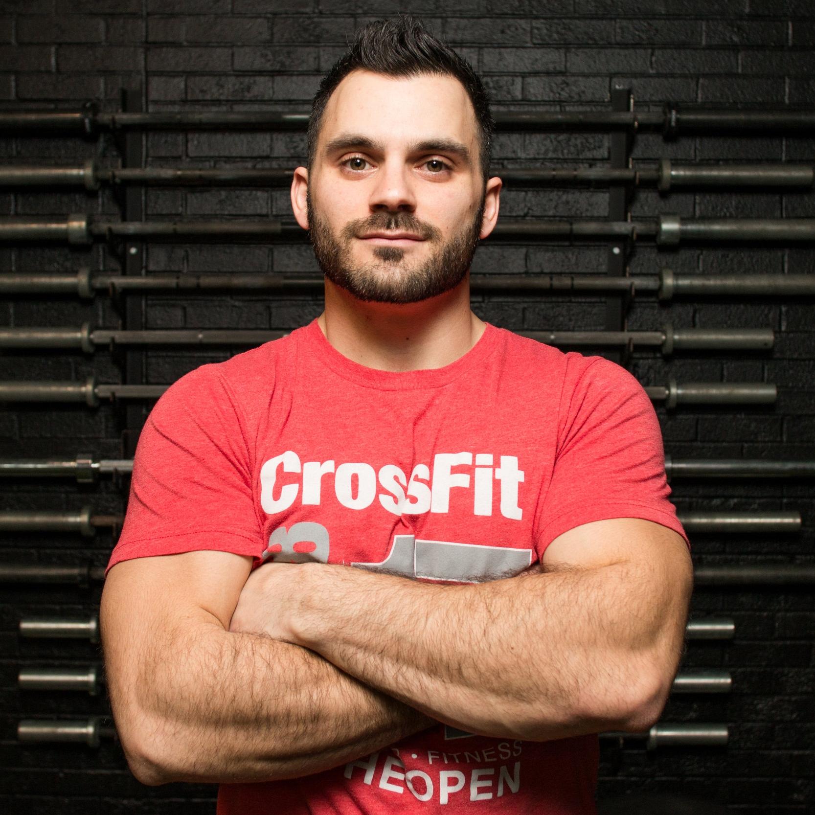 CrossFit Level 1 Trainer, Head of Programming