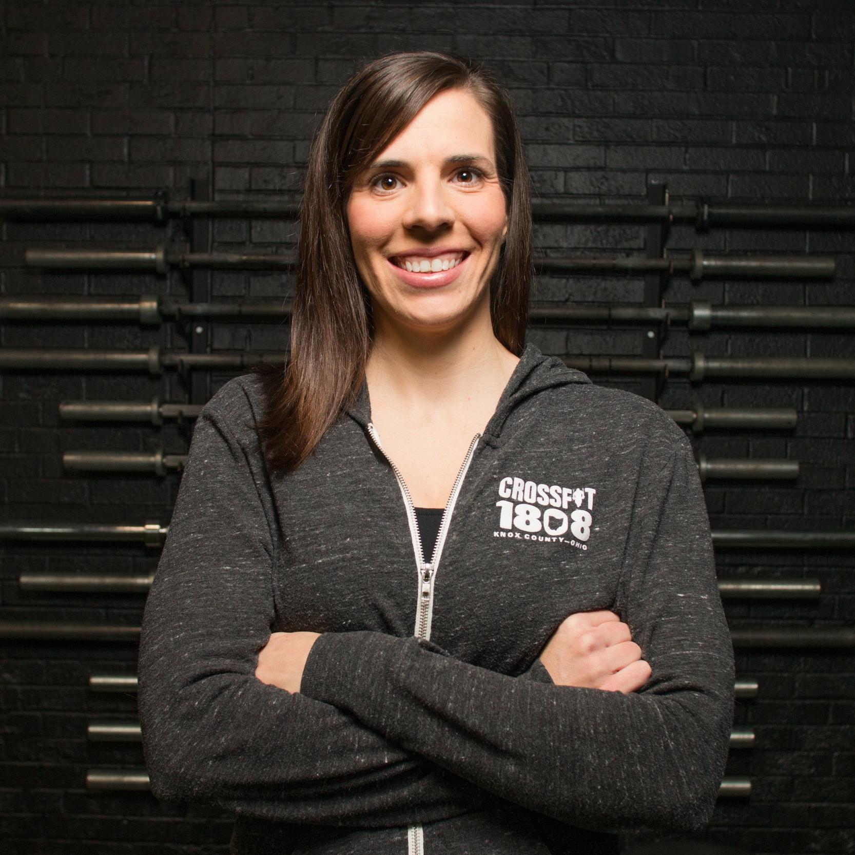CrossFit Level 1 Trainer, Boss Lady