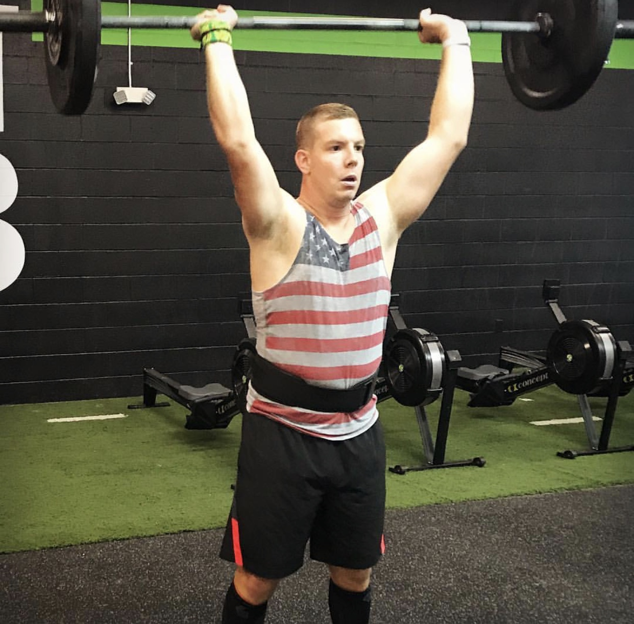 Nick Hartley - out of nearly 3000+ athletes, Nick finished 17th overall in the Scaled Division in the Central East Region. Improving daily, getting stronger and pushing limits.