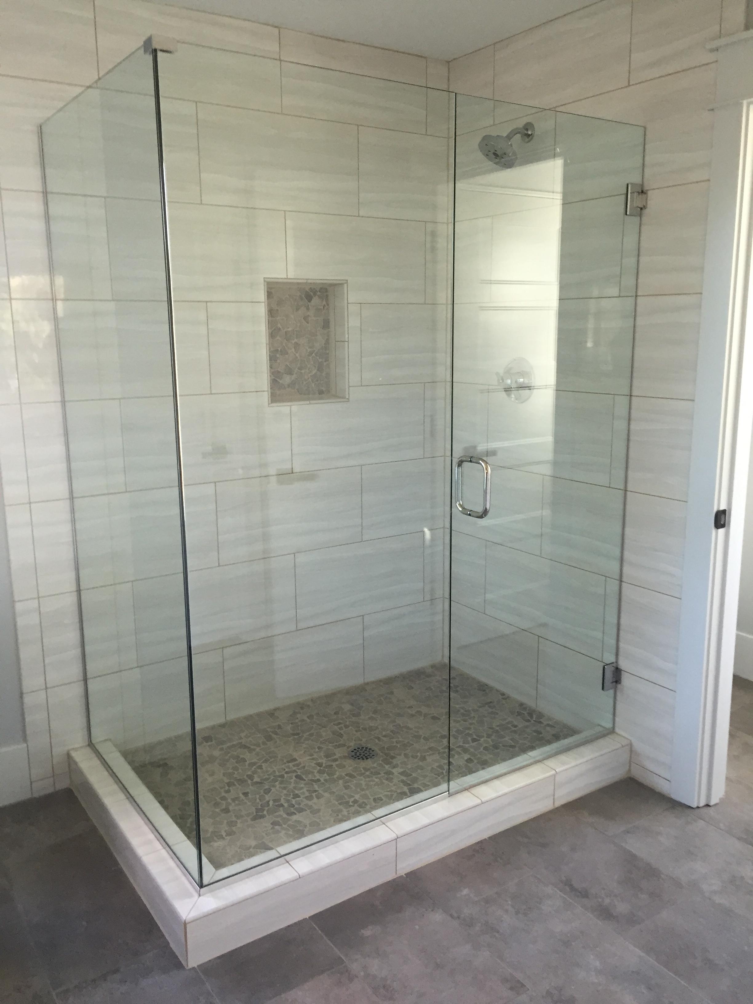 Frameless Shower Enclosures Msrailing Glass