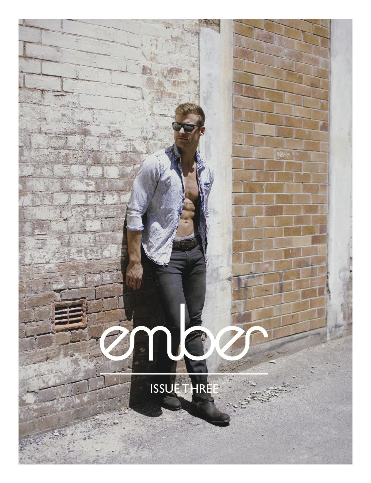 Ember Magazine Cover