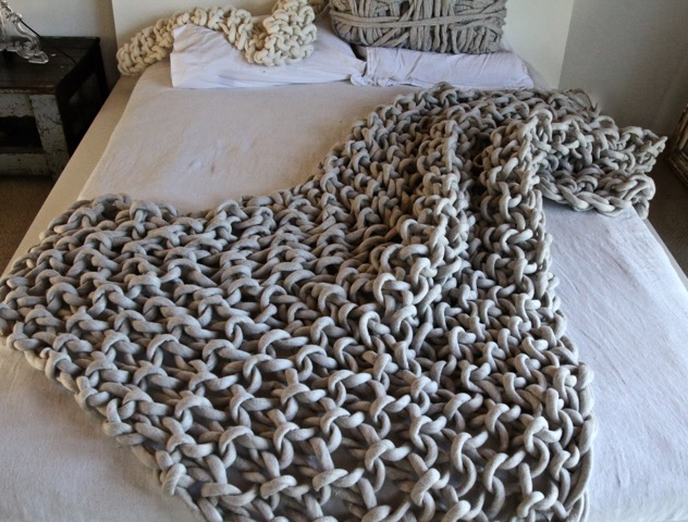 Moss stitch throw 5.jpg