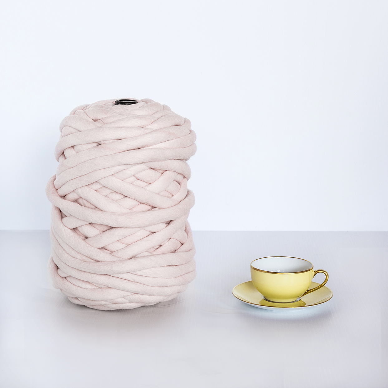 K1S1 Extreme Yarn, 1.5kg Bump, Ballet Pink. Black Friday Sale Price $153.00 exc gst (Australian residents add gst)