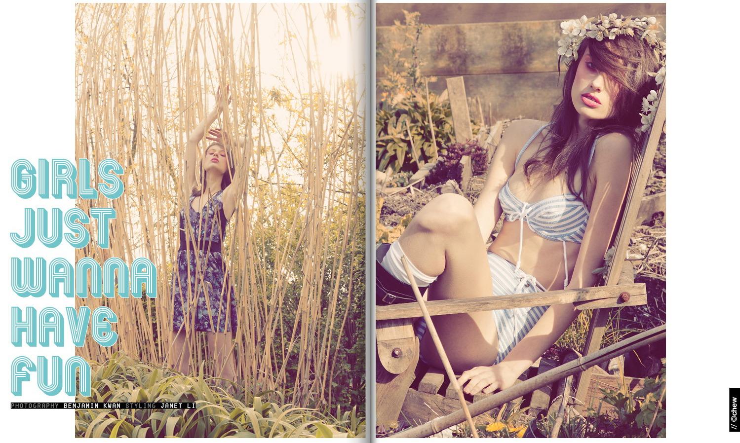 Benjamin Kwan Photography GIRLS