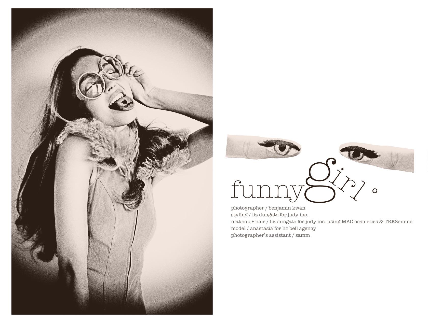 Benjamin Kwan Photography FUNNY