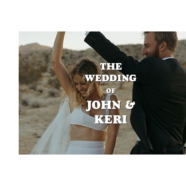 [Highlight Reel]  John + Keri  When you meet a couple and they immediately make you feel like family, you know the weekend is going to be one hell of a time. Cheers to these two amazing humans and thank you for allowing me to capture your big day. It was one for the books 🥂