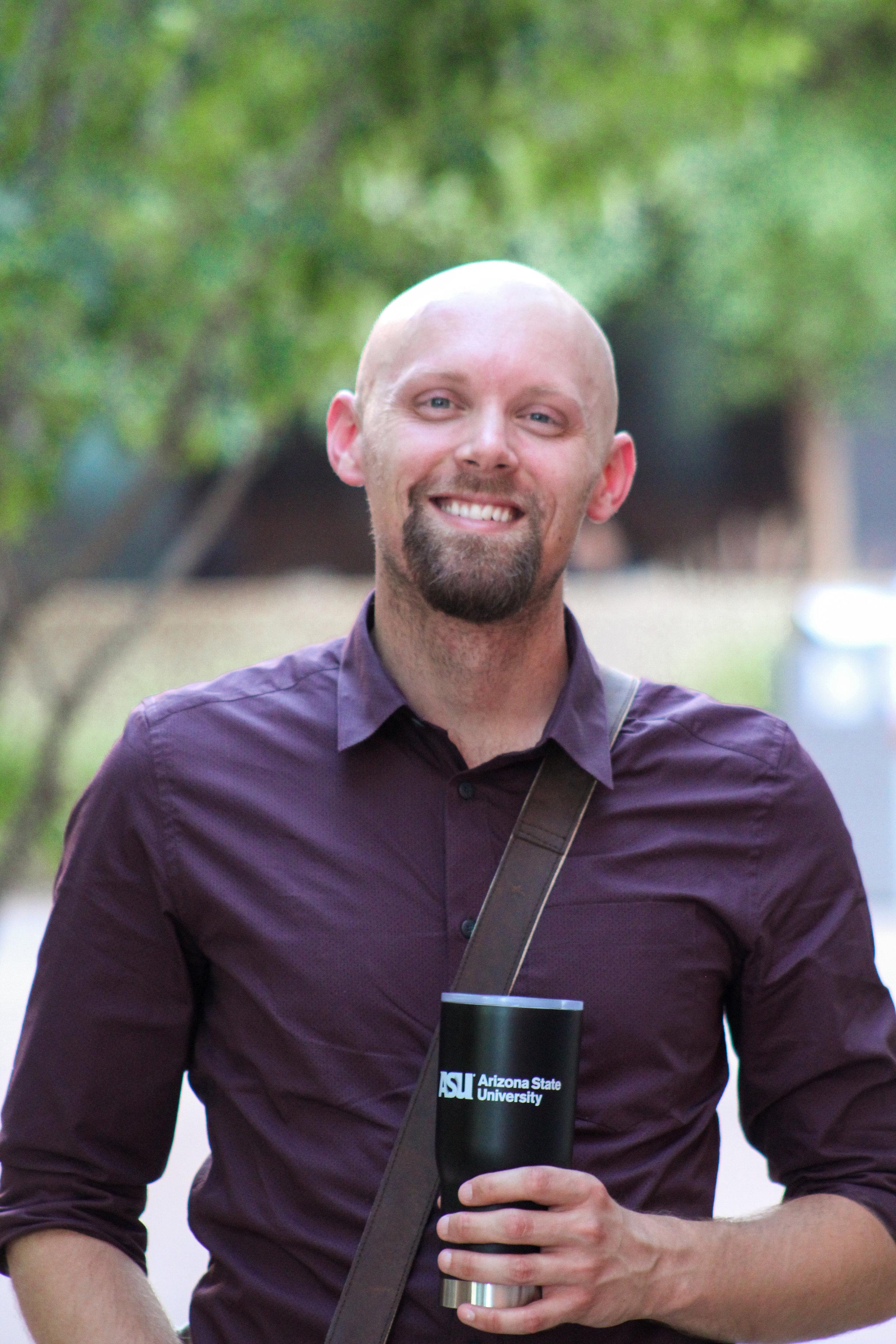 Bradley Bolin |  NRHH Advisor  | Bradley.Bolin@asu.edu