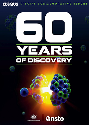 Ansto 60 Years of Discover - iPad App CLICK TO VIEW (APP STORE)
