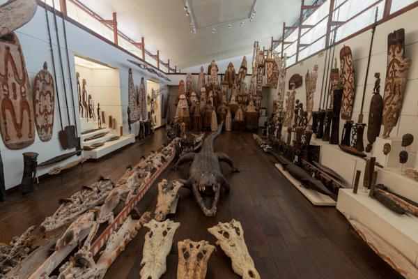 Agats Museum