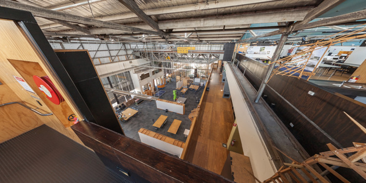 Top Floor Studios & Main Floor