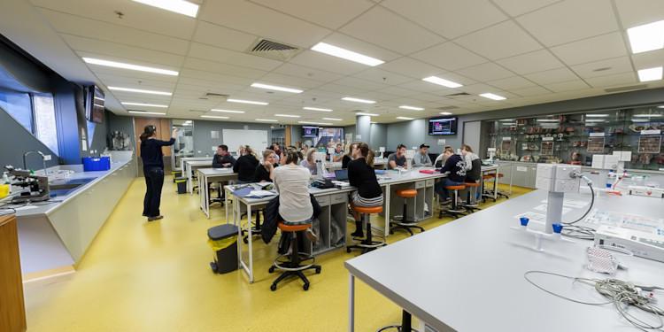Lab Class