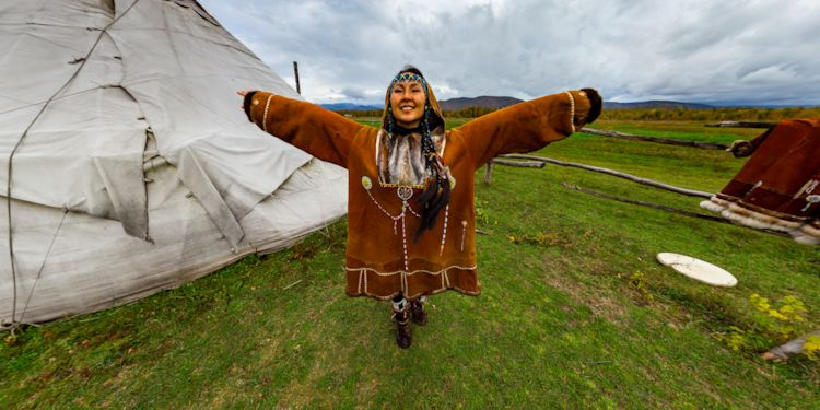Koryak Village - Dancers