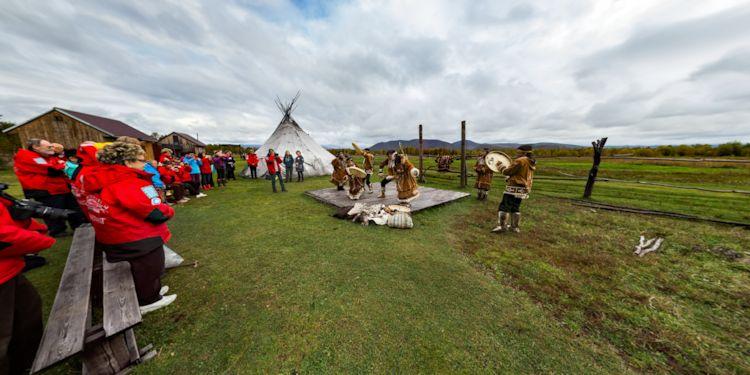Koryak Village -  Dance Performance